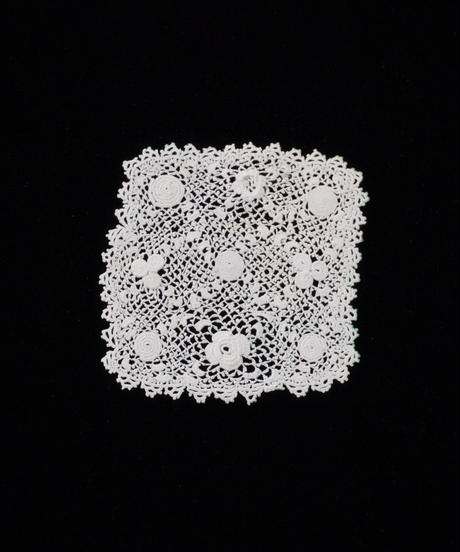 Textile lace GREEN/024