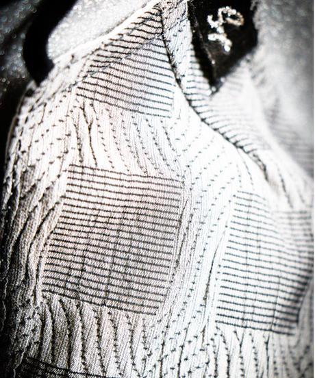 <Men's>ブロックチェックマスク