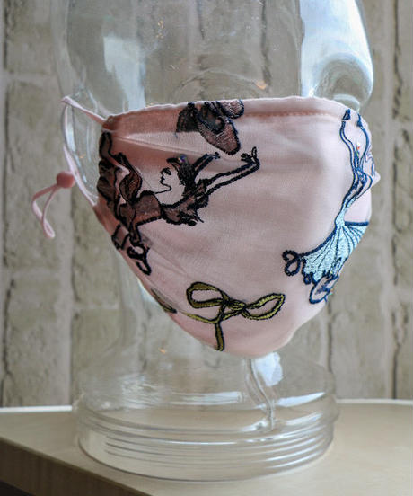 ロマンティックバレリーナマスク pink