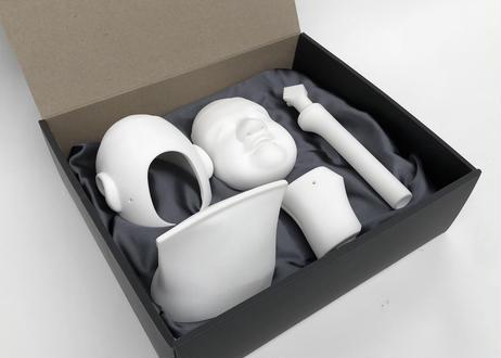 恵比寿様(一役)原寸大組み立てキット(3Dプリント製) Ebisu(Ichiyaku) Real scale assembly kit(by 3dprint)