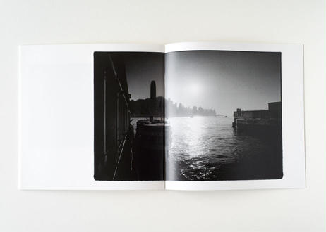 Zine / 写真集 Kino Koike「街と体温-香港-」