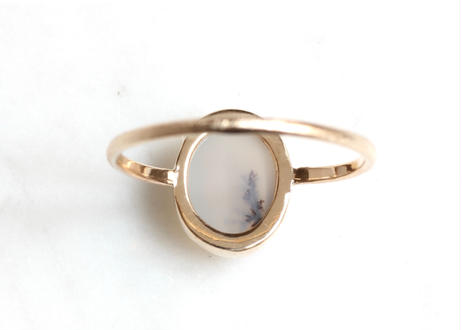 agate +K10リング