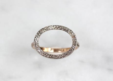 diamond+K10リング