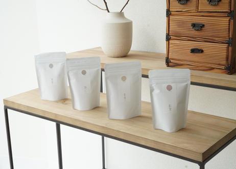 朝宮茶4種set
