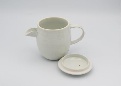松尾貞一郎 白磁の汁次