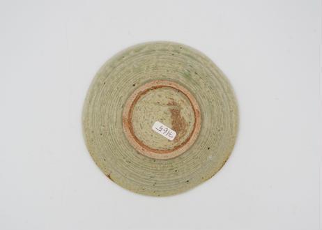 東直人 灰釉の小皿