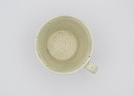 松尾三希子 色絵陶器のマグ28