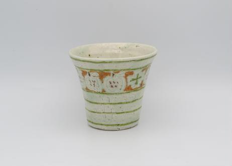 松尾美希子 色絵陶器のマグ21