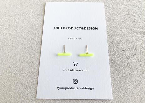 【1点もの】Petit Bar Earrings