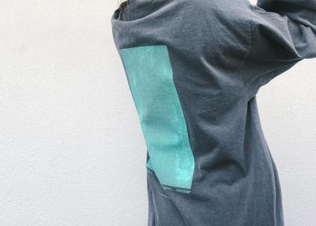 【Relax】Unisex Long Sleeve Print Tee(WEEKENDER)