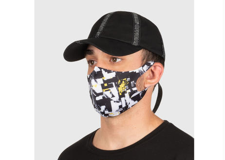 OFFICIAL Hightech Lowlife Sumiblast Face Mask オフィシャル コラボ マスク