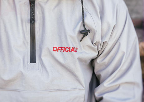OFFICIAL Aero Anorak Jacket
