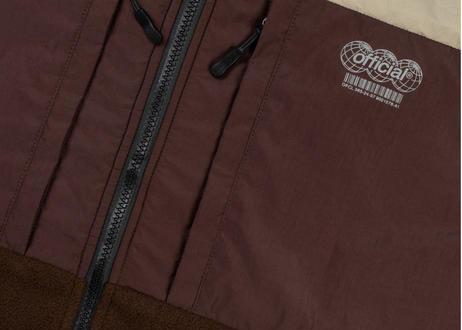 Ascent Tech Fleece Jacket 90年代リバイバルジャケット