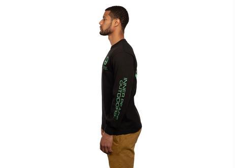 All Good Inner Peace Outdoors Longsleeve T-shirt - Black