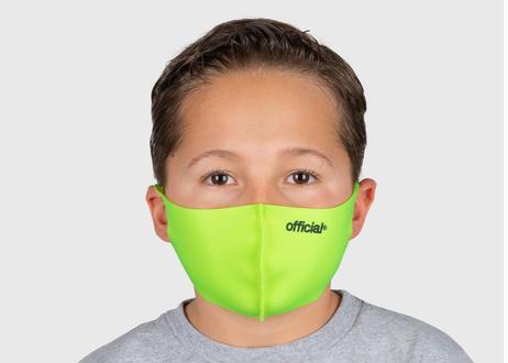 Official Nano-Polyurethane Face Mask (Volt)  オフィシャル マスク