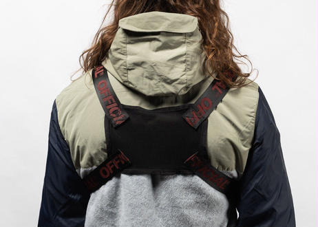 OFFICIAL CHEST UTILITY - GREY/NAVY/OLIVE
