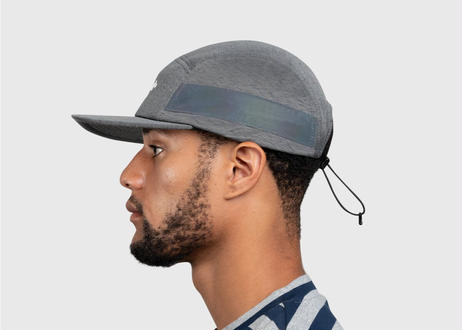 OFFICIAL Tech Mission 5 Panel Camper Hat リフレクター ジェットキャップ