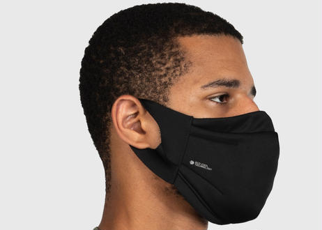 OFFICIAL Performance Face Mask BLACK 不織布マスク