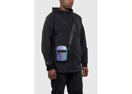 OFFICIAL RFLCTIV Rainbow Reflective EDC Shoulder Bag オフィシャル リフレクティブ ショルダーバッグ