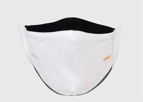 OFFICIAL Performance Face Mask WHITE 不織布マスク