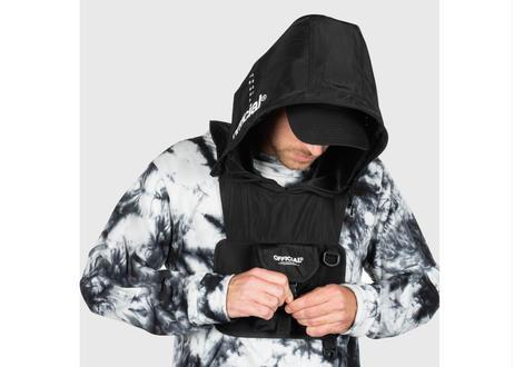 OFFICIAL Hood Shield Utility Chest Bag (Black)