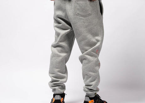 OFFICIAL NEUE OFFICIAL LOGO SWEATPANTS - HEATHER GREY