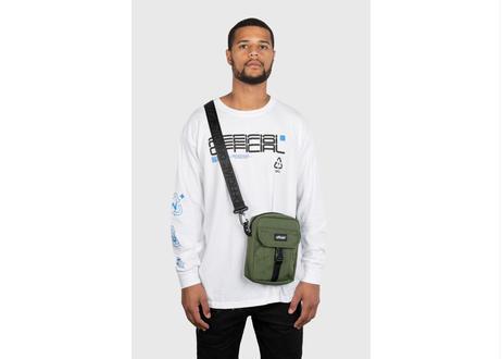 OFFICIAL Essential Shoulder Bag Olive