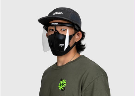 OFFICIAL APEX FACE SHIELD ULTRA (CLEAR)