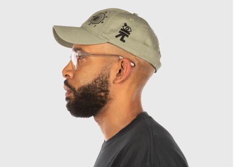 OFFICIAL Spyral Dynamics 6 Panel Dad Hat (Slate)