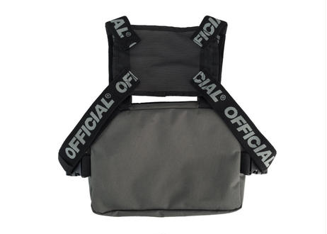 TACTICAL CHEST UTILITY - GREY