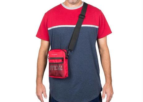 OFFICIAL MELROSE UTILITY BAG - RED