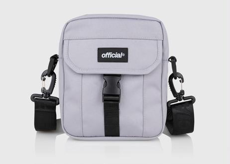 OFFICIAL Essential Shoulder Bag Grey