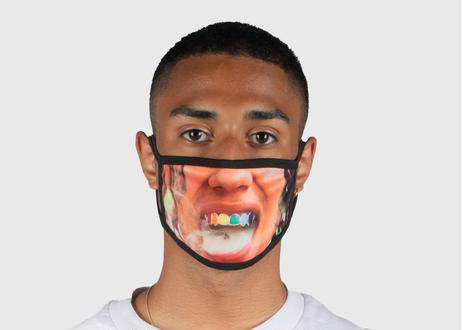 Stoopid Face Mask