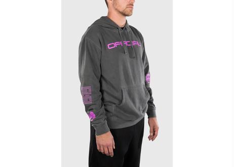 OFFICIAL The Watchers Hooded Sweatshirt (Pigment Black)