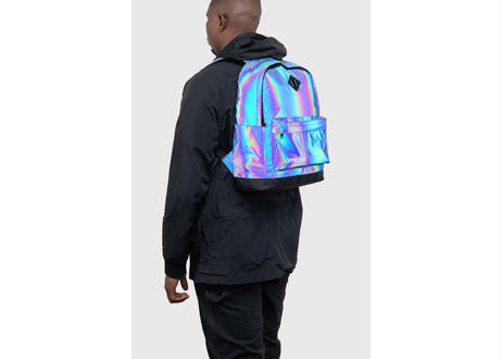 OFFICIAL RFLCTIV Rainbow Reflective Backpack オフィシャル リフレクティブ バックパック