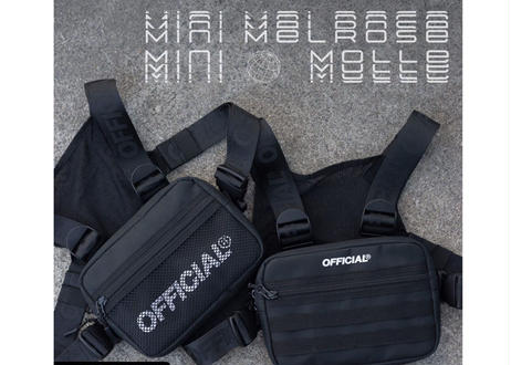 Mini MOLLE Chest Utility チェストバッグ