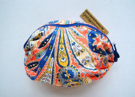 リバティバルーンポーチ(小)グレートミッセンデン・オレンジ Great Missenden(お客様レビューあり)
