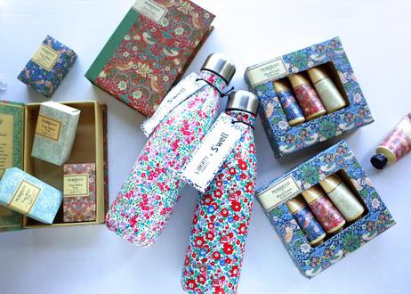 LIBERTY&Swellコラボ魔法瓶・ウィルトシャー(ロンドンリバティ百貨店からのお取り寄せ)