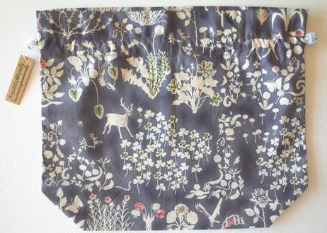 リバティトラベル巾着・ヨシエ(お客様レビューあり)
