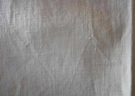 フランスアンティーク リネン イニシャル刺繍