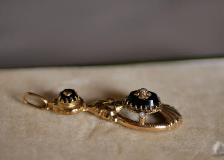 Napoleon Ⅲ , 18K pendant