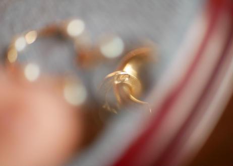 FB-01 フランスアンティーク 18Kゴールド  ブレスレット パール