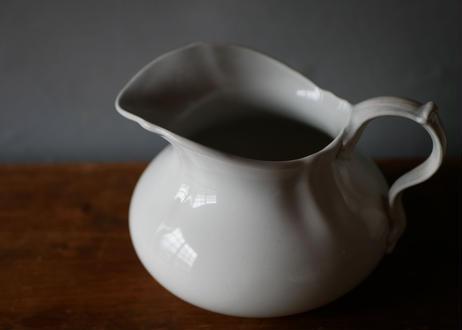creil et montereau , picher and bowl
