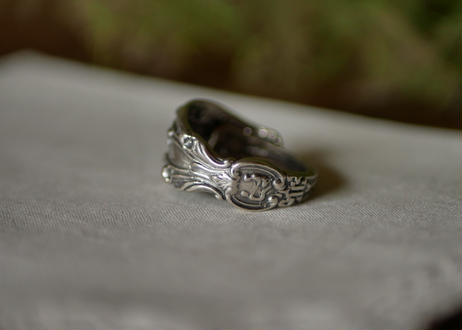spoon ring, 1