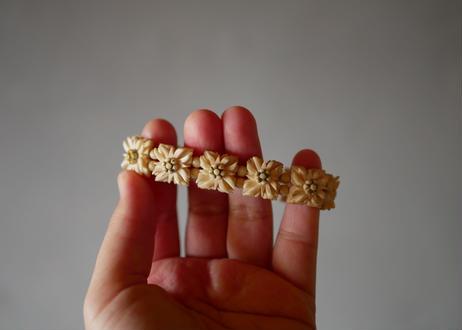 Edelwiss bracelet
