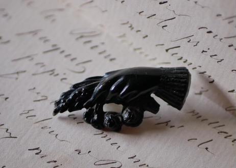 【商談中】Black Hand Brooch
