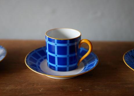 Limoges art deco cup & saucer