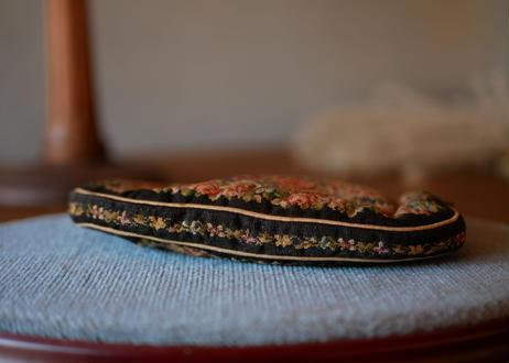 マイクロプチポワン ドレスバッグ イヴニングバッグ 英国アンティーク