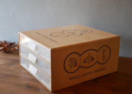 THIRIEZ & CARTIER-BRESSON カルティエブレッソン 店舗用ドロワー
