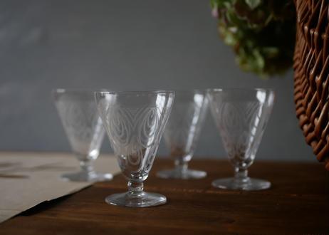 St-Luis antique glass